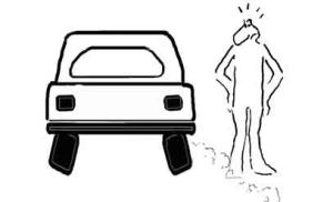 oSama seperti roda mobil yang dipasang condong ke dalam, lutut yang bengkok ke arah dalam akan cenderung mudah aus. Reparasi untuk ban yang aus tidaklah dengan mengurangi jarak tempuh mobil (mengurangi kegiatan) atau mengganti ban (operasi ganti lutut) tapi dengan memeriksa kesejajaran ban -balancing- dan memperbaikinya. Secara umum lutut yang sejajar sangat dipengaruhi oleh kebiasaan kita sehari-hari.